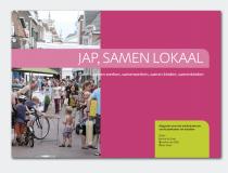 Brochure over winkelcentra