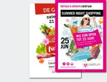 Posters winkelgebieden